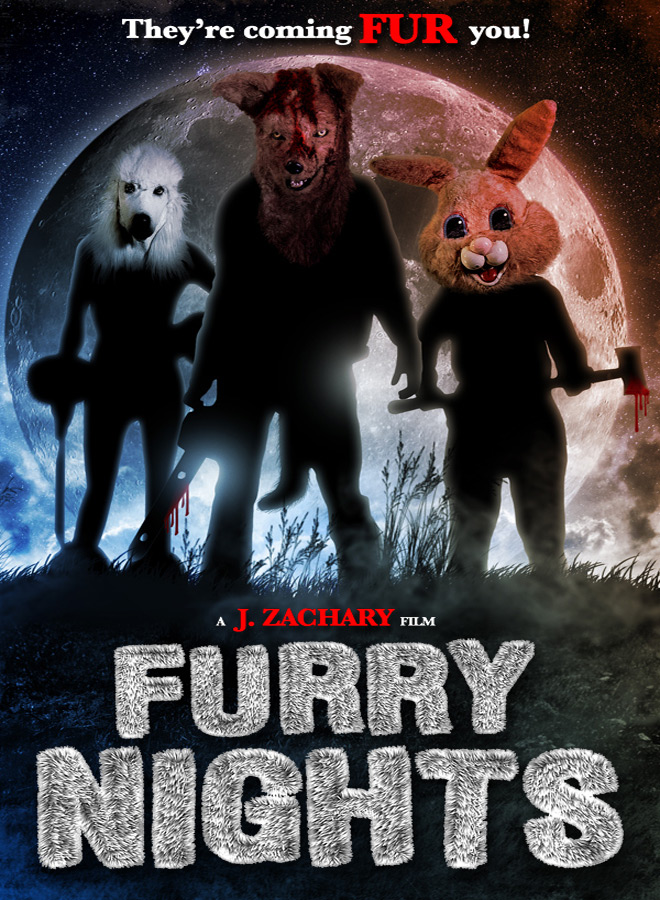 furry nights poster - Furry Nights (Movie Review)