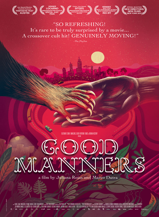 good manners poster - Good Manners (Movie Review)
