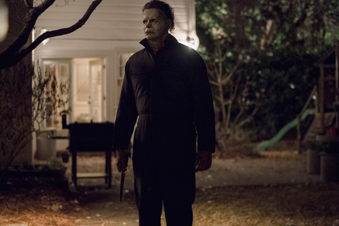 halloween 3 - Halloween (Movie Review)