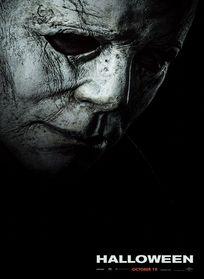 halloween poster - Halloween (Movie Review)