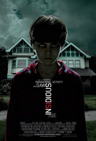 insidious movie poster - Interview - John 5 Talks Invasion, Rob Zombie, + More