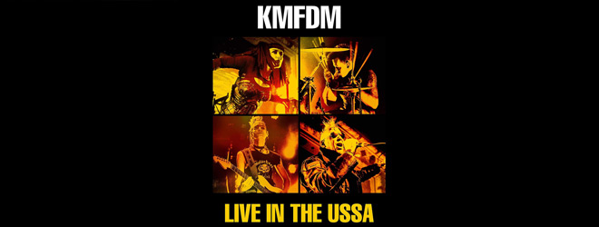 kmfdm slide - KMFDM - Live In The USSA (Live Album Review)
