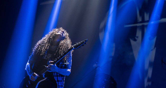 marty promo - Marty Friedman - One Bad M.F. Live!! (Album Review)
