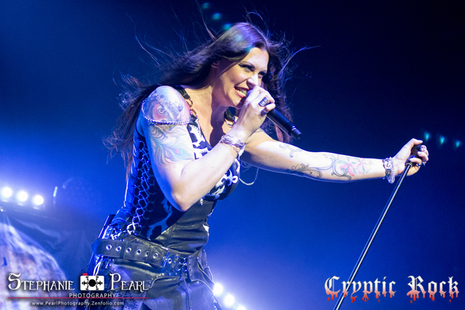 nightwish hammersteinballroom 040915 14 - Interview - Floor Jansen Talks Northward, Nightwish, + More