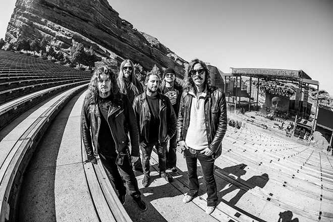 opeth - Opeth - Garden of the Titans: Live at Red Rocks Amphitheater (Live Album Review)