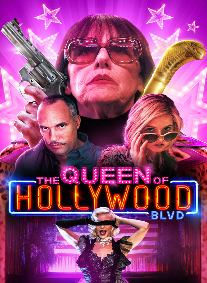 queen poster - The Queen of Hollywood Blvd (Movie Review)