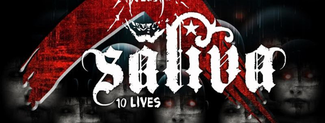 saliva 2018 slide - Saliva - 10 Lives (Album Review)