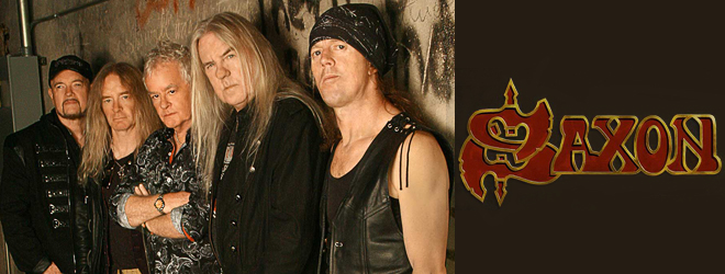 saxon interview slide - Interview - Biff Byford of Saxon