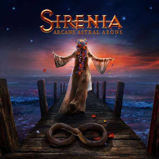 sirenia 2018 - Sirenia - Arcane Astral Aeons (Album Review)