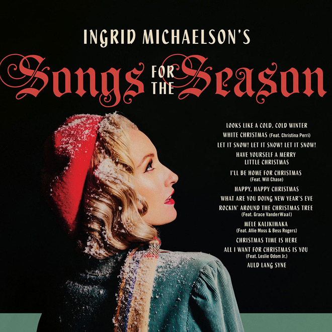 songs for the season - Ingrid Michaelson - Songs For The Season (Album Review)