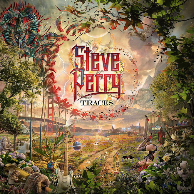 steve perry album - Steve Perry - Traces (Album Review)