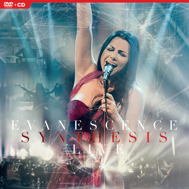 synthesis live - Evanescence - Synthesis Live (DVD Review)
