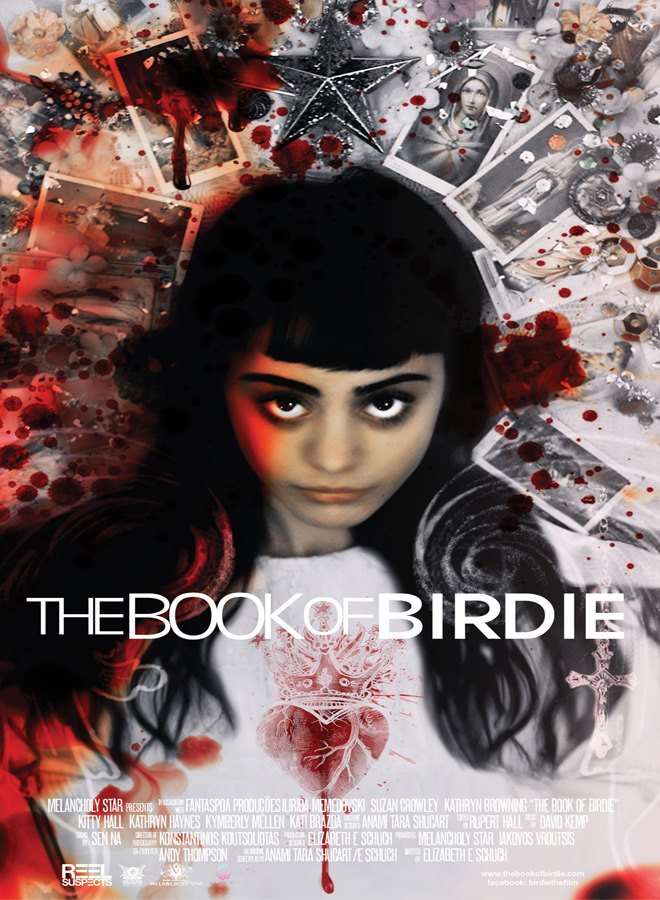the book of birdie poster - The Book of Birdie (Movie Review)
