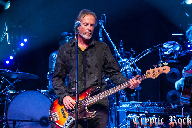 the church live - Interview - Steve Kilbey of The Church