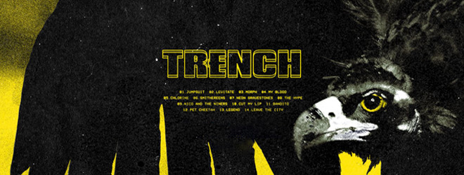 trench slide - Twenty One Pilots - Trench (Album Review)