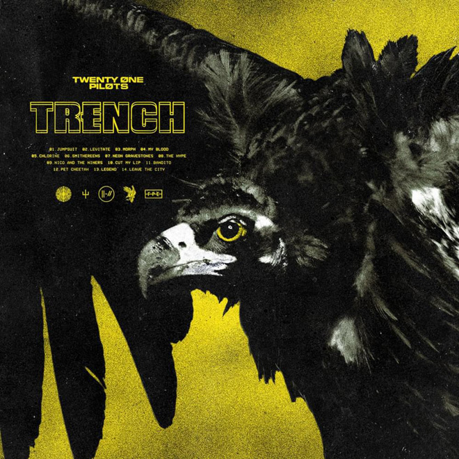 trench - Twenty One Pilots - Trench (Album Review)