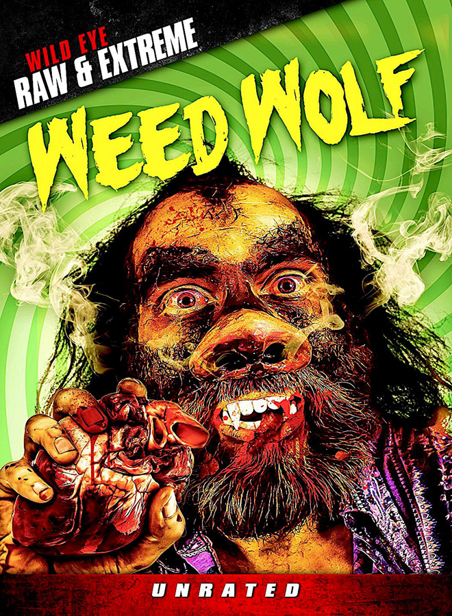 weed wolf poster - Weed Wolf (Movie Review)