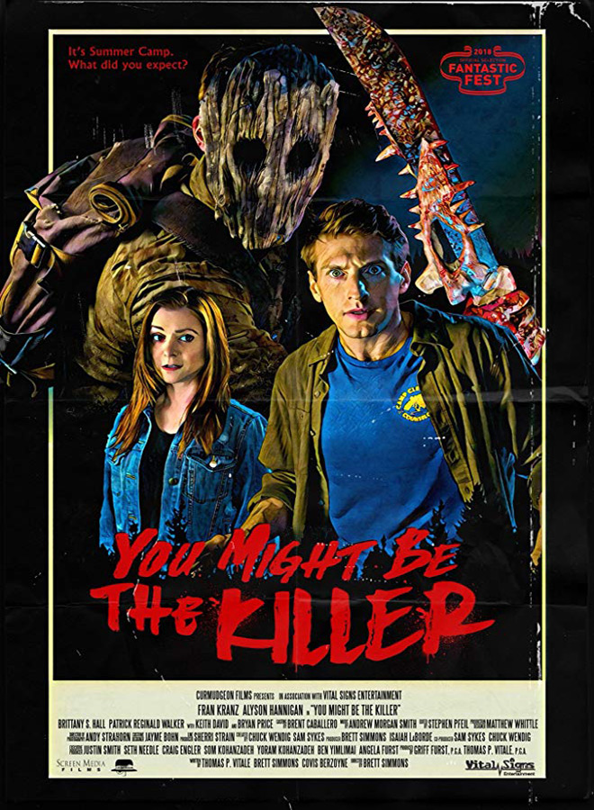 you night be the killer - You Might Be The Killer (Movie Review)