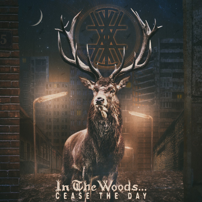 DMP0166 cover - In The Woods... - Cease The Day (Album Review)