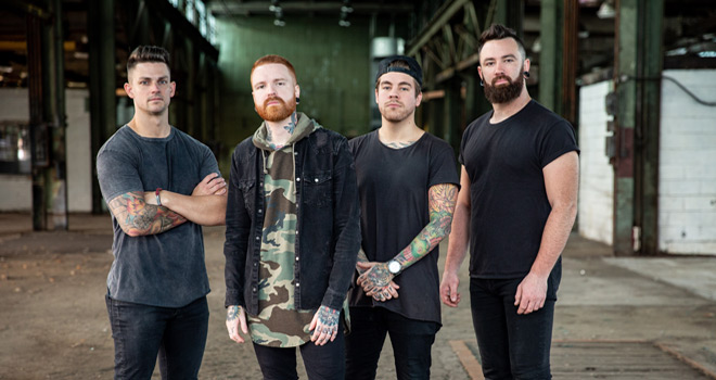 MMF Chattanooga 27 of 53 - Memphis May Fire - Broken (Album Review)
