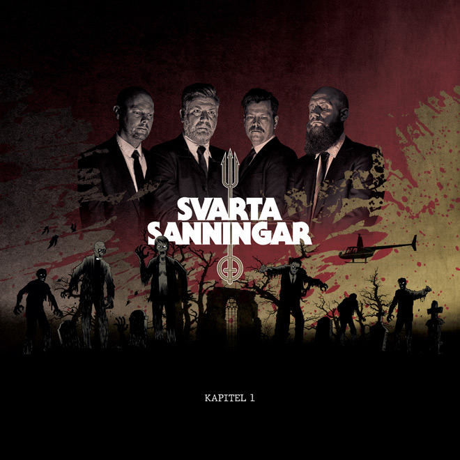 Svarta Sanningar Kapitel 1 - Svarta Sanningar - Kapitel 1 (EP Review)