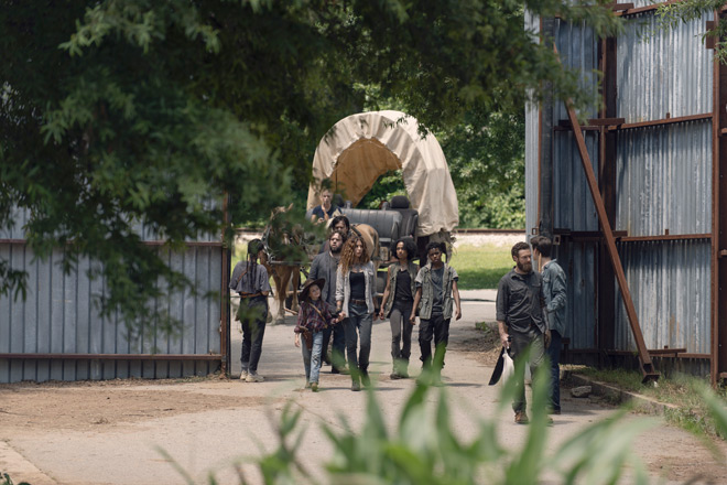 TWD 906 GP 0703 0216 RT - The Walking Dead - Who Are You Now (Season 9/ Episode 6 Review)