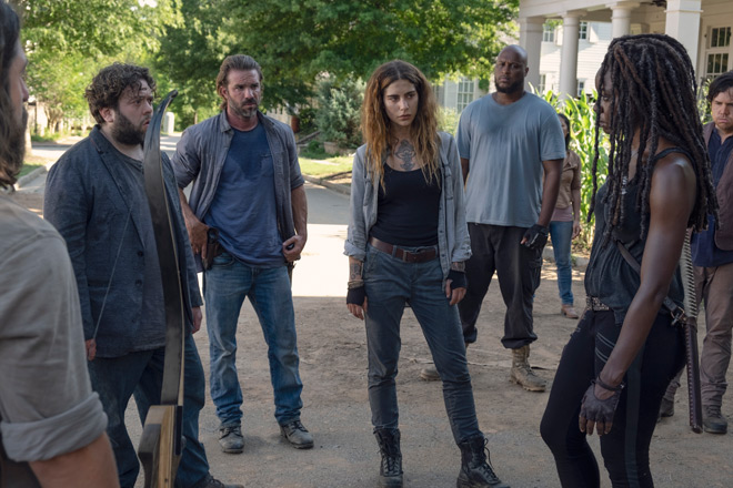 TWD 906 GP 0703 0873 RT - The Walking Dead - Who Are You Now (Season 9/ Episode 6 Review)