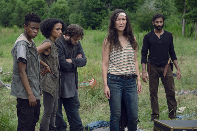 TWD 907 GP 0716 0522 RT - The Walking Dead - Stradivarius (Season 9/ Episode 7 Review)