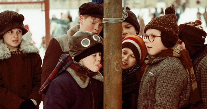 a christmas 1 - You'll Shoot Your Eye Out: A Christmas Story Turns 35
