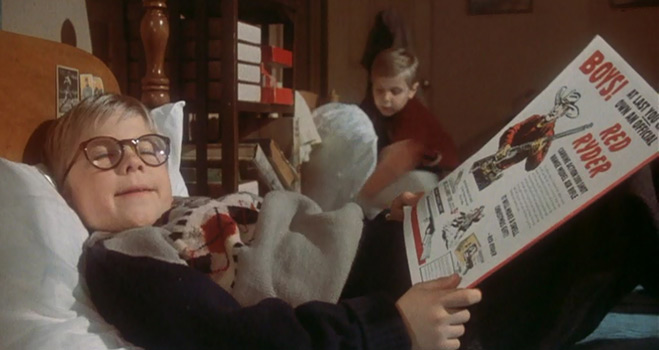 a christmas 4 - You'll Shoot Your Eye Out: A Christmas Story Turns 35