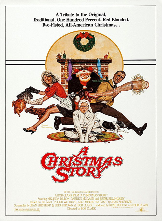 a christmas story poster - You'll Shoot Your Eye Out: A Christmas Story Turns 35