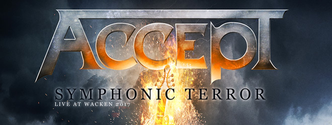accept symphonic terror slide - Accept - Symphonic Terror - Live at Wacken 2017 (Live Album Review)
