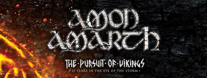 amon amarth 2018 slide - Amon Amarth - The Pursuit of Vikings: 25 Years in the Eye of the Storm (Documentary Review)