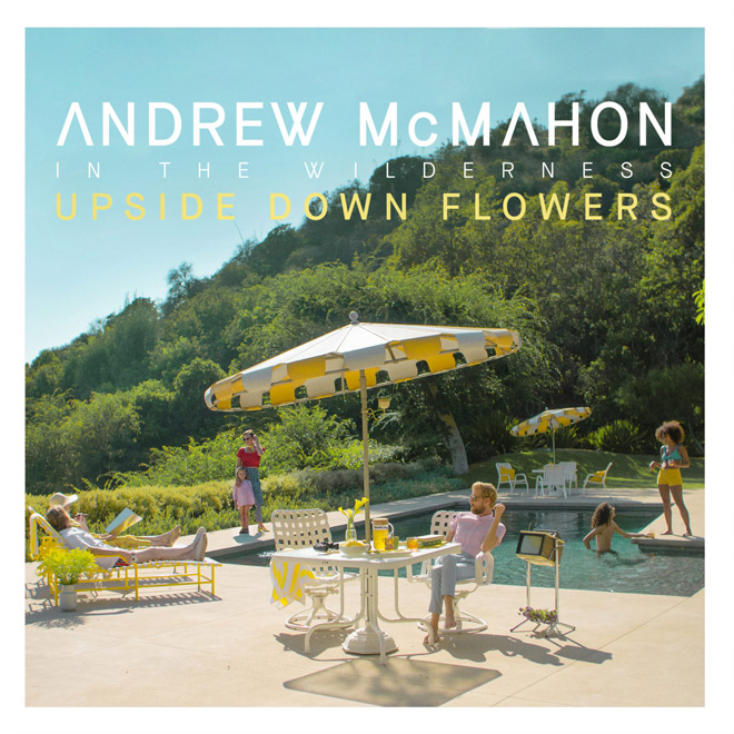 andrew album cover - Interview - Andrew McMahon