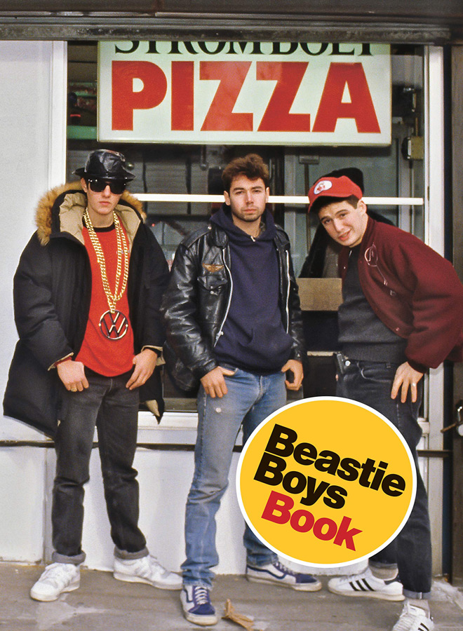 beastie boy book - Beastie Boys Book (Book Review)