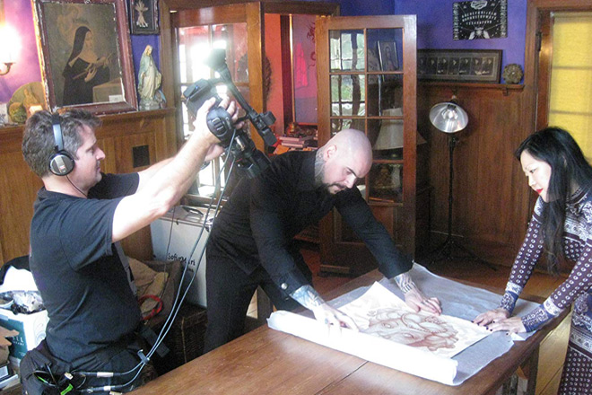 blood 3 - Bloodlines: The Art & Life of Vincent Castiglia (Documentary Review)