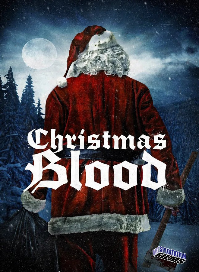christmas blood poster - Christmas Blood (Movie Review)