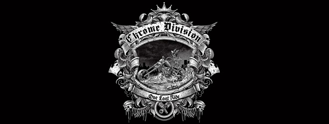 chrome division 2018 slide - Chrome Division - One Last Ride (Album Review)