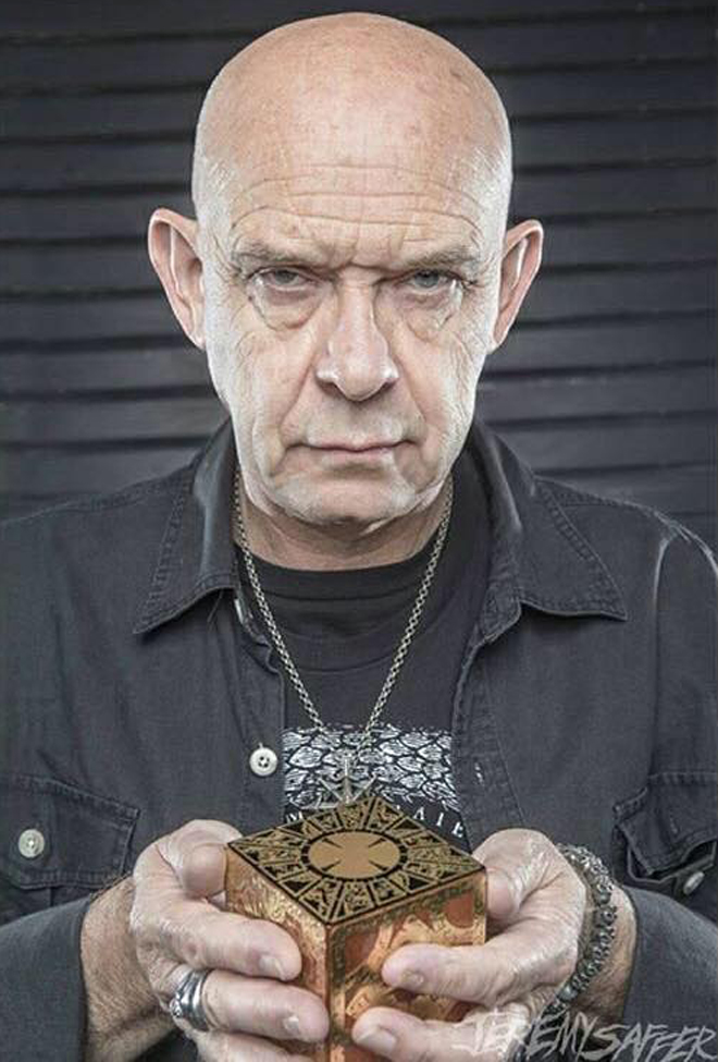 doug - Interview - Doug Bradley