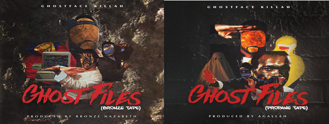 ghost files slide - Ghostface Killah - Ghost Files (Album Review)