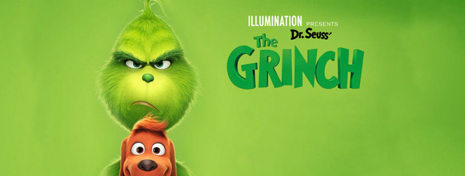 grinch 2018 slide - The Grinch (Movie Review)