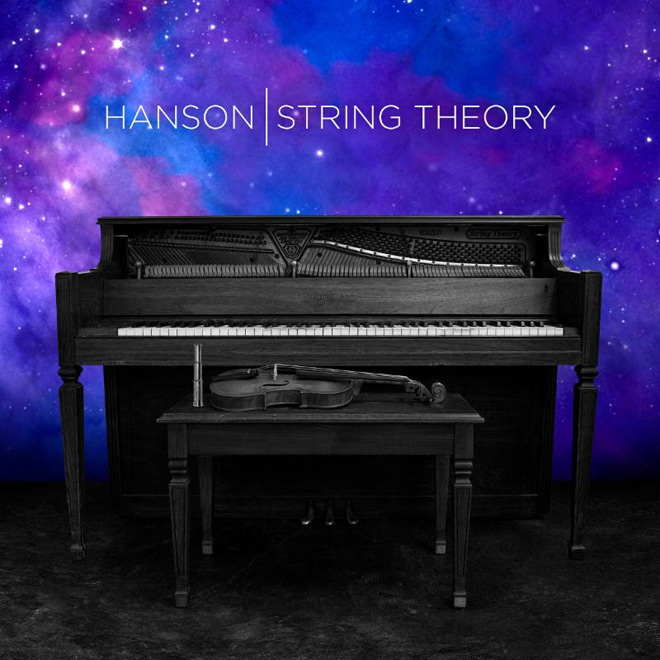 hanson 2 - Hanson - String Theory (Album Review)