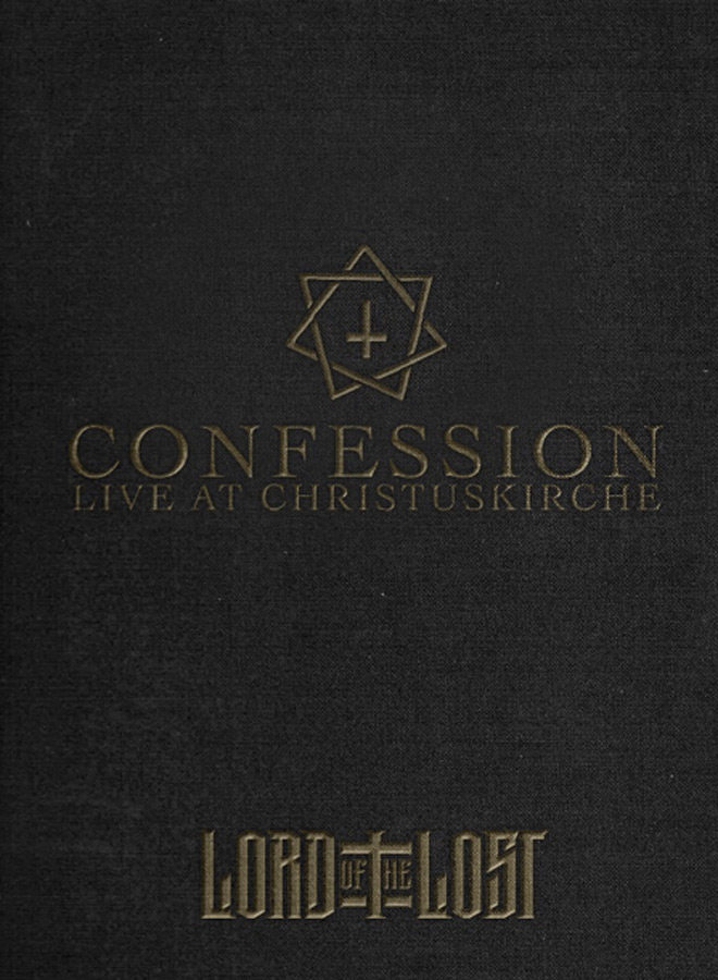 lord of live - Lord of the Lost - Confession (Live in Christuskirche) (CD/DVD Review)
