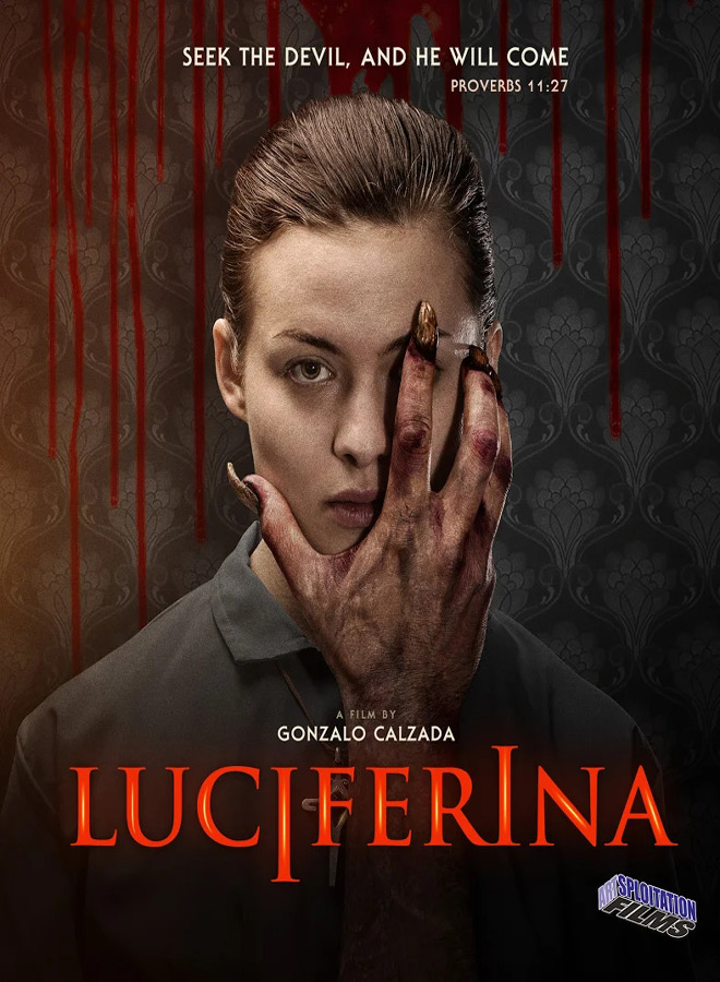 luciferina poster - Luciferina (Movie Review)