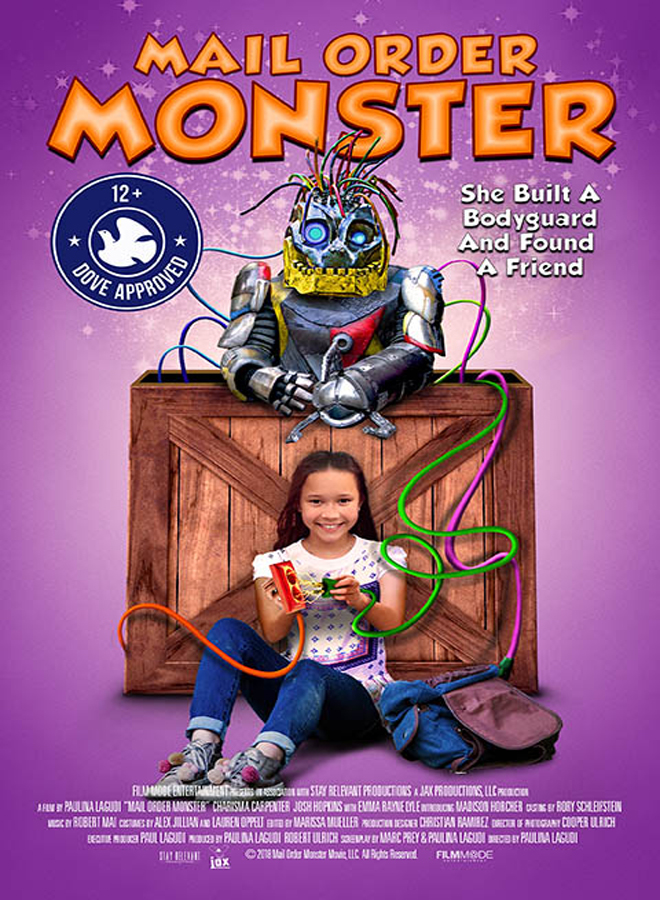 mail order monster poster - Mail Order Monster (Movie Review)