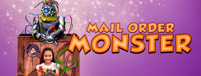 mail order monster slide - Mail Order Monster (Movie Review)