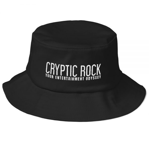 mockup 0b118e81 600x600 - CRYPTICROCK BLACK & WHITE BUCKET HAT