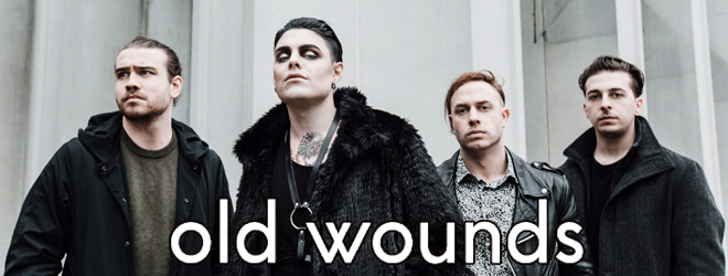 old wounds interview slide - Interview - Kevin Iavaroni of Old Wounds