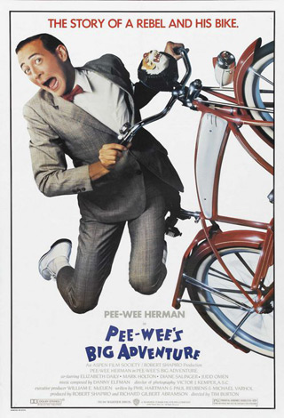 pee wee big adventure - Interview - EG Daily