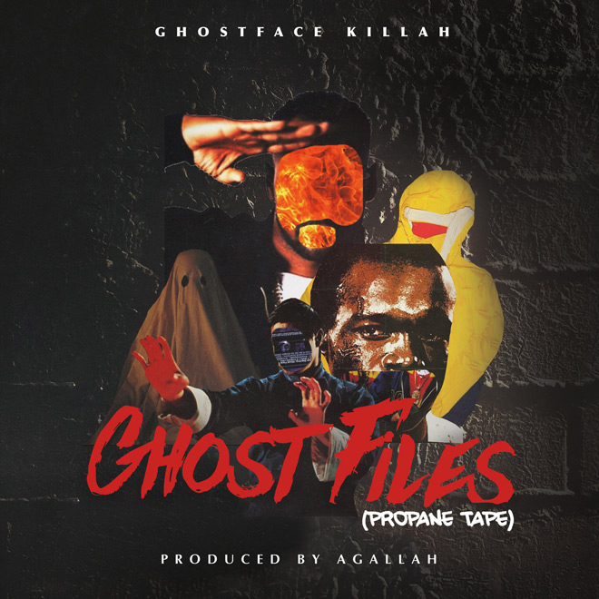 propane - Ghostface Killah - Ghost Files (Album Review)
